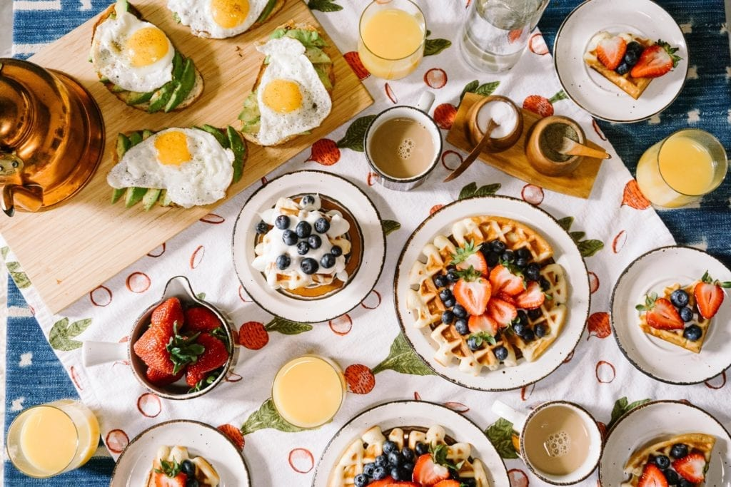 Brunch hotel social media marketing strategy